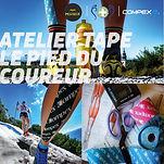 Atelier TAPE - Le pied du Coureur 2020.J