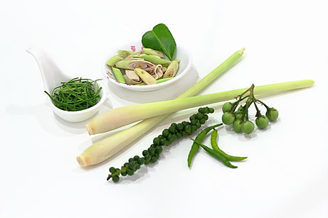 Thai Herbs and Spices