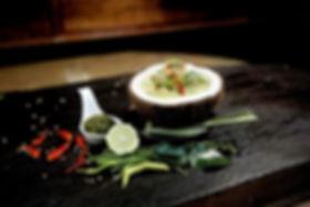 Thai Green Chichen Curry