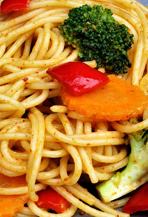 Panang Spaghetti