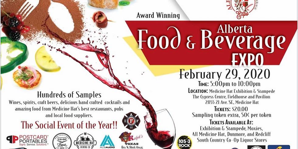 Alberta Food & Beverage Expo