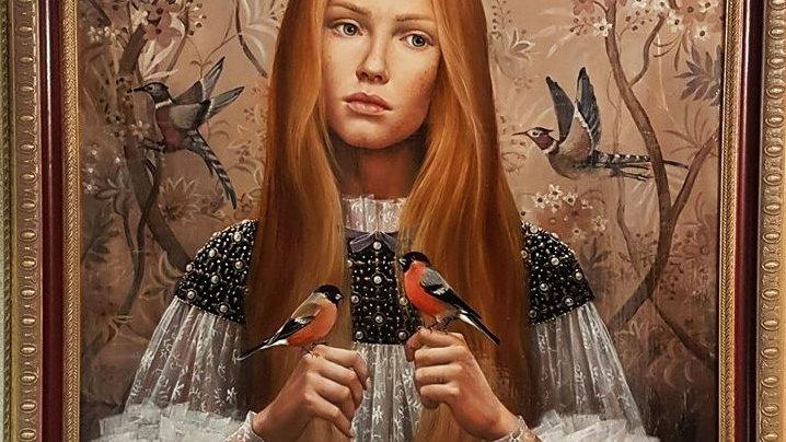 Indra Grušaitė, Mergina, paukčiai ir svajonės, 2015