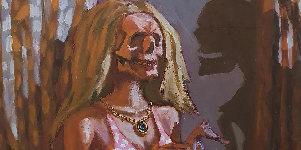 Naktinė meno degustacija | Halloween