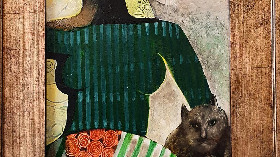 Artūras Šlipavičius Šlipas, Dviejų katinų istorijos, 2020