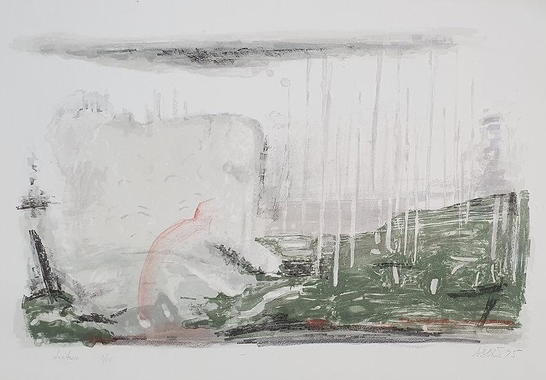 Adasa Skliutauskaitė, Lietus, 1995
