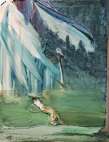 Saulius Dastikas, Paukščių stebėjimas, 2016