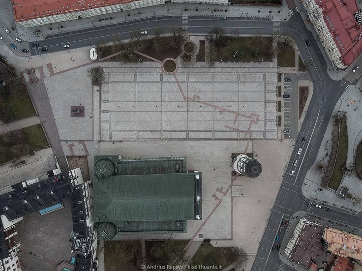 Andrius Repšys, Vilnius, 2020