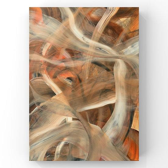 Dalius Jonaitis, Oranžinio miesto vaizdas 2, 2020
