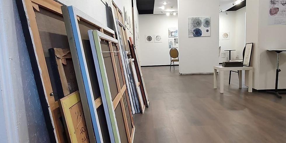 Gegužės 14 d. 16:00-18:00 val. galerija uždaryta