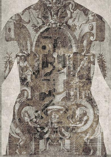 Vladas Oržekauskas, Baroko žmogus 1