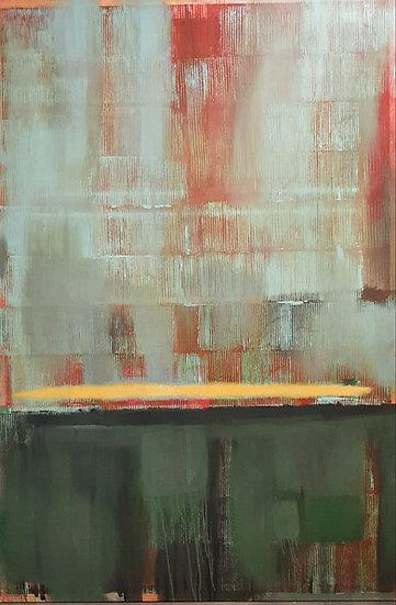 Gintautas Vaičys, Poliarizuota tapyba, dedikuota M. Rothko, 2014