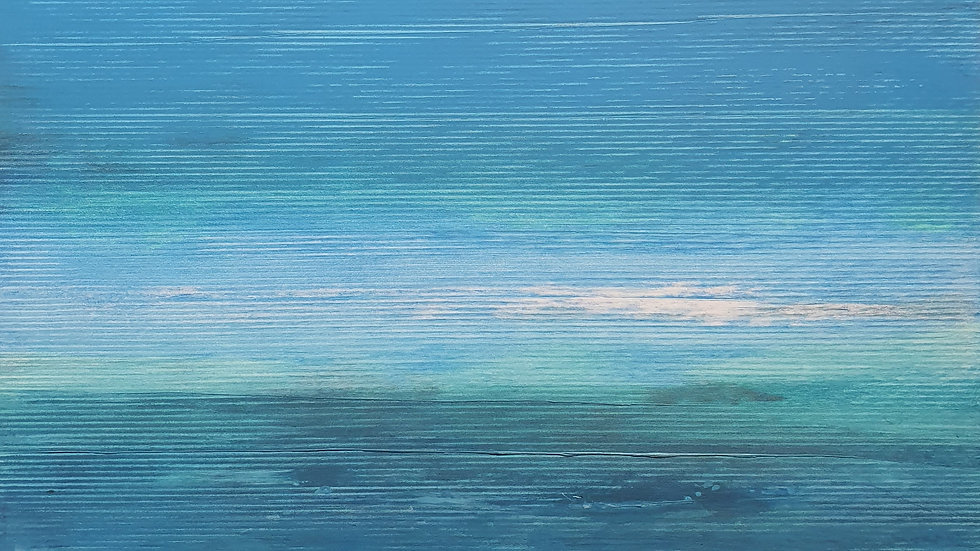 """Audrius Gražys, iš ciklo """"Toliai"""", 2014"""