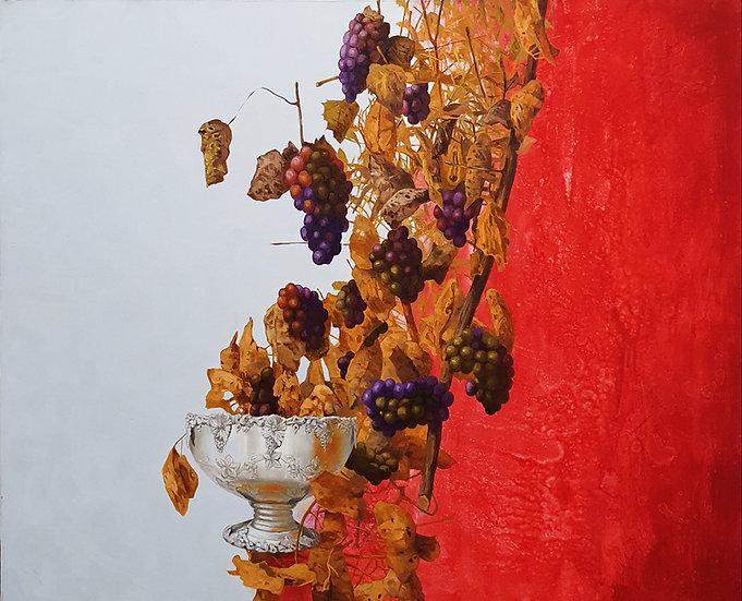 Artūras Braziūnas, Sidabro indas, 2020
