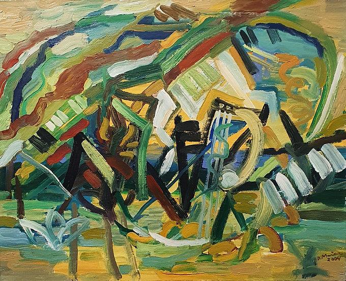 Dalia Mažeikytė, Ženklų kalba, 2004