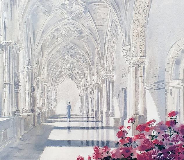 Dita Lūse, Vienuolyno galerijos kvapas, 2020