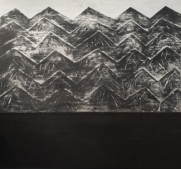 Kristina Danilevičienė, Ledo žemė III, 2017