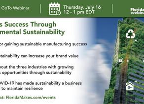 Business Success through Environmental Sustainability