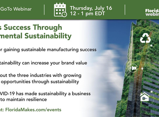 Business Success through Environmental Sustainability