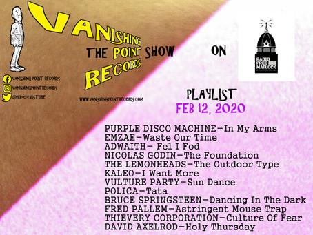 RFM Show 12/2/2020