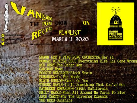 RFM Show 11/3/2020