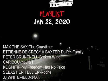 RFM Show 22/1/20