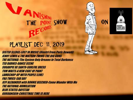 RFM Show 11/12/19