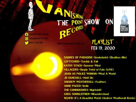 RFM Show 19/2/2020