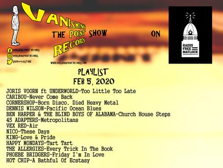 RFM Show 5/2/2020