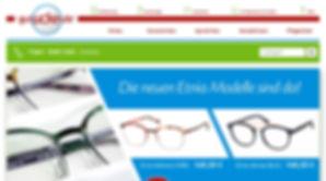 Startseite Online-Shop www.gutgucken.de