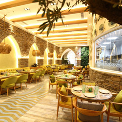 Mediterranean Restaurant-Dubai