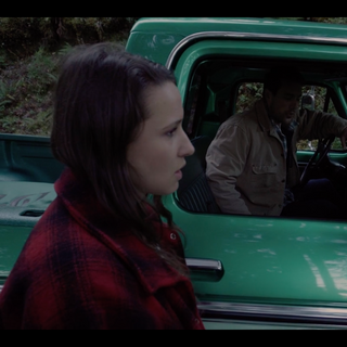 Stils from Respite, a drama short film by Vanessa Heron, Muisc by Ben Mowat