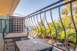 Balcons batîment Acacias