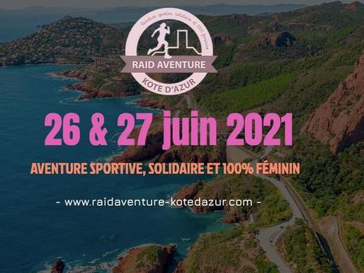 Raid Aventure Kote d'Azur
