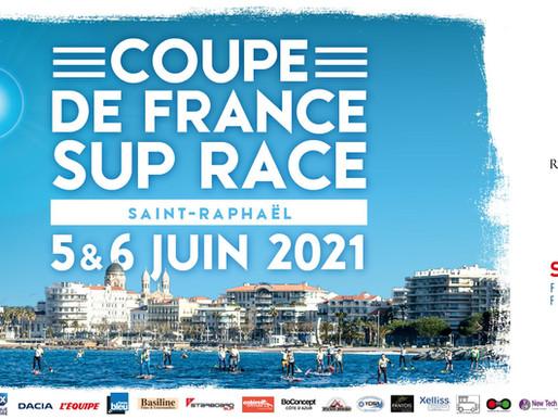 Coupe de France de stand up Paddle à Saint-Raphaël !