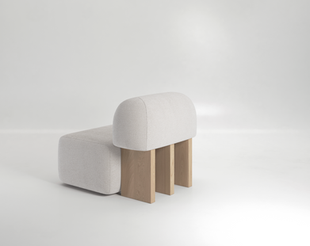 Yemeni Lounge Chair