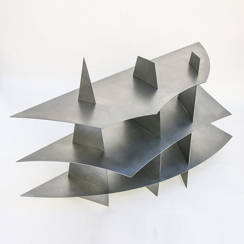 Fragmented Stainless Steel