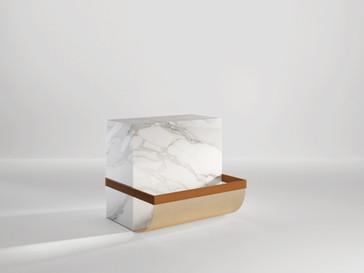 Ambrogio Side Table
