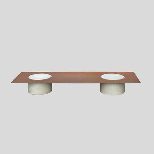 Column Coffee Table