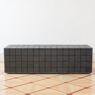 Anthracite Coal Bench