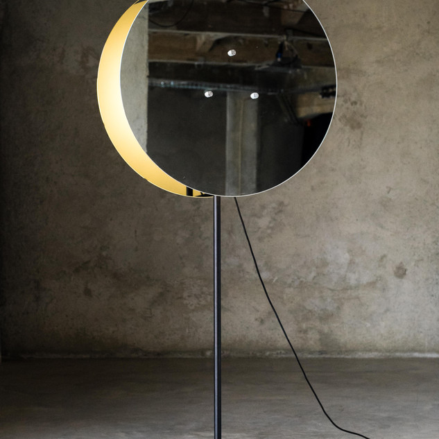 In between a Lamp / Javier Toro Blum