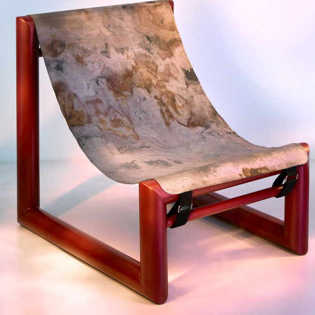 Bau Rouge Chair