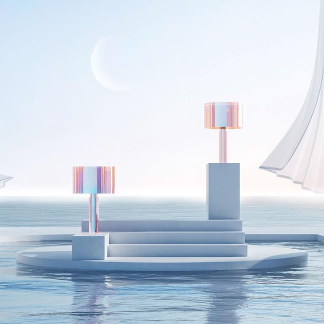 Miami Table Lamp
