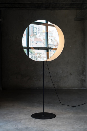 In between a Lamp / Javier Toro Blum
