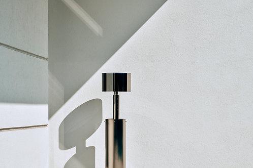 Miami Silver table lamp