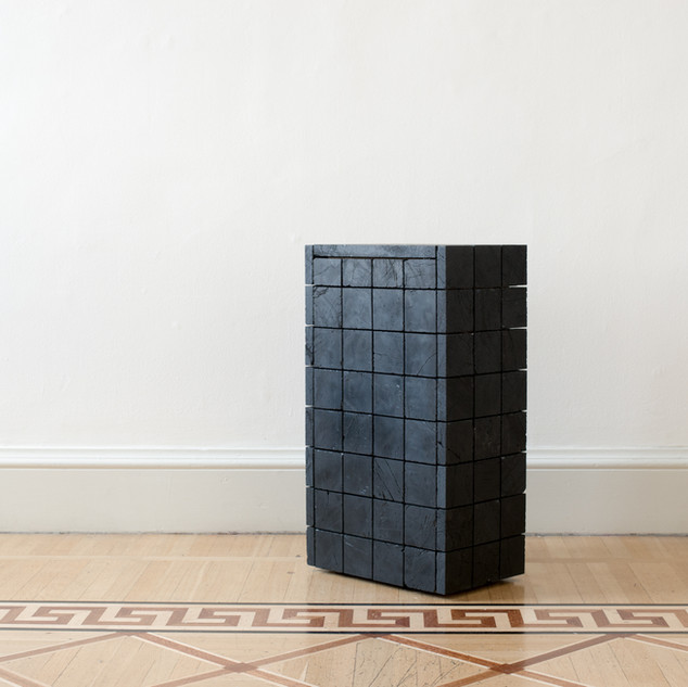 Anthracite Coal Console