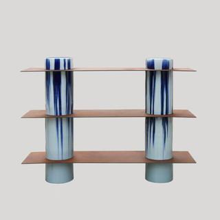 Column Shelving 3 Levels