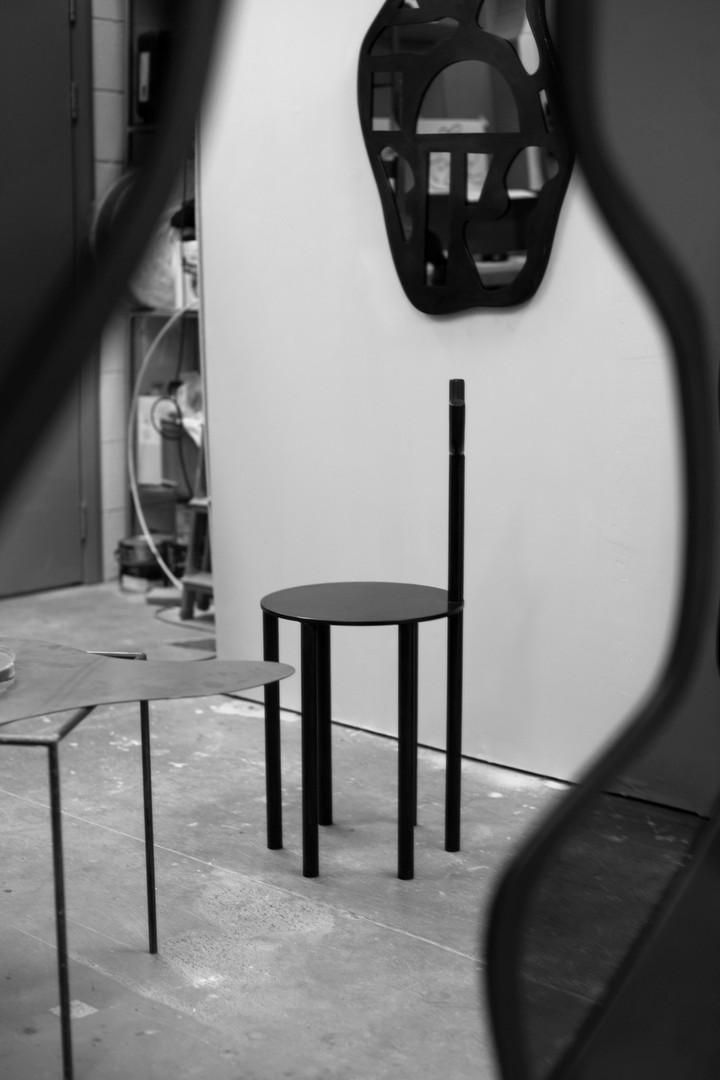 Room For Irregularities Mirror