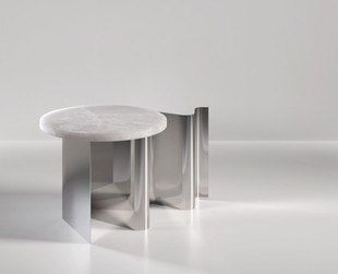Sketch Side Table