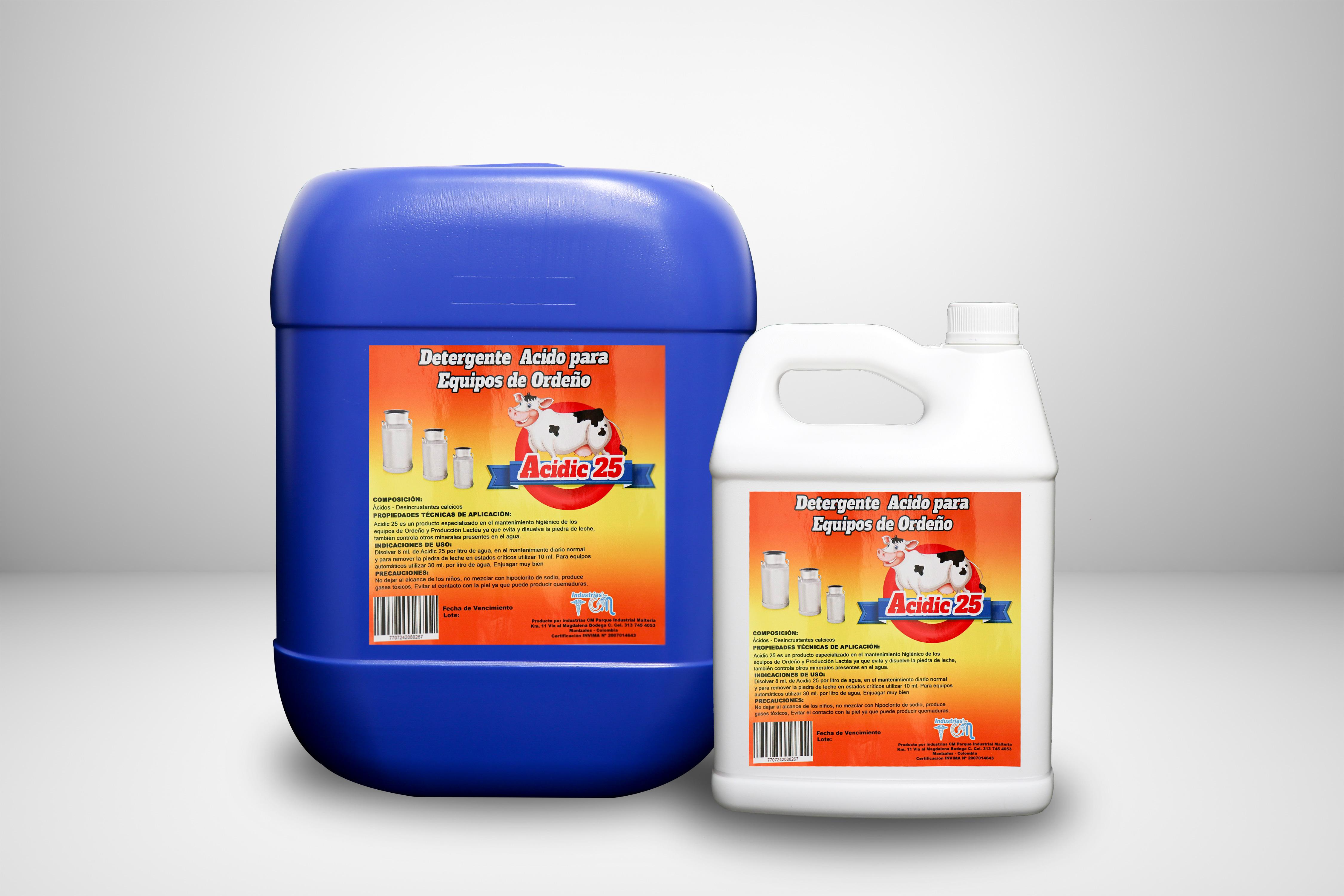 Acidic-25
