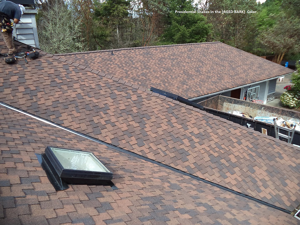 Roofing Contractor Gig Harbor Wa Contractor S Roof